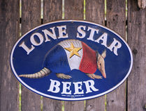 Lone Star Beer Stock Images