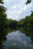 Lone Star Lakes Stock Image