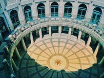 Lone Star of Texas stock photography