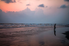 loneliness Fotografia Stock Libera da Diritti