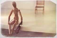 loneliness Fotografia Stock
