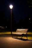 Loneliness night Stock Photos