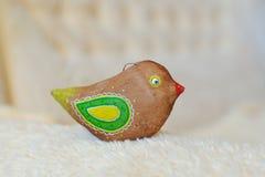 Lonely baby bird Stock Photos