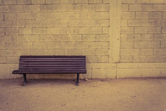 Free Lonely Bench Royalty Free Stock Photos - 38492578