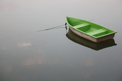 Lonely Boat Stock Photos