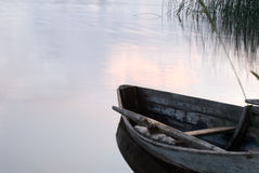 Free Lonely Boat Royalty Free Stock Photography - 2834117