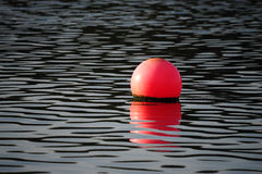 Lonely buoy Royalty Free Stock Photos