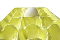 Lonely Egg Stock Photos