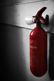 Lonely extinguisher Stock Images