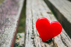The lonely hearts stock photo
