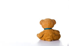 Lonely Little Bear Royalty Free Stock Photography
