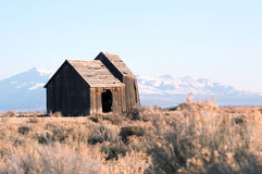 Free Lonely Old Barn Stock Image - 65110671