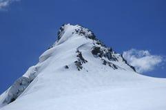 Lonely peak Stock Image