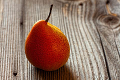 Lonely Pear Stock Photography