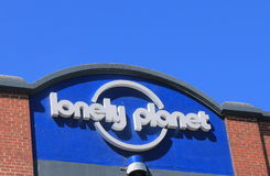 Lonely Planet publisher Royalty Free Stock Photography
