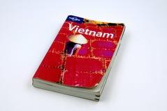 Lonely Planet Wietnam podróży przewdonik obrazy royalty free
