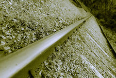 Lonely Rails Stock Images