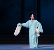 "Lonely-The seventh act Disintegration of families-Kunqu Opera""Madame White Snake"" Stock Images"