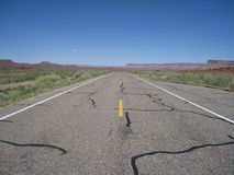 Lonesome Road Royalty Free Stock Photo