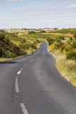 Long asphalt road Royalty Free Stock Photography