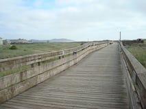 Long Beach boardwalk Zdjęcia Stock