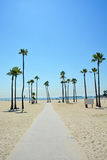 Long Beach, CA Fotografia Stock