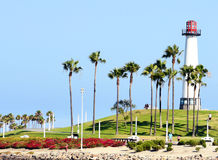LONG BEACH, CA Stock Afbeelding