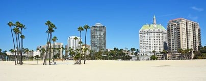 Long Beach CA, USA Royaltyfria Bilder