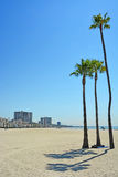 Long beach, CA. View of Long beach, CA, USA Stock Images