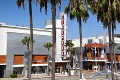 Cinemark at the Pike Royalty Free Stock Photography