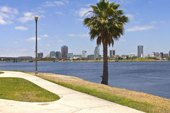 Long Beach California. Stock Photos