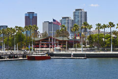 Long Beach California. Stock Photography