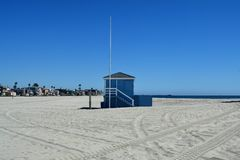 Long beach, California Stock Images
