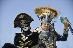 Long Beach Carnevale festival Stock Photography