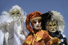 Long Beach Carnevale festival Royalty Free Stock Images