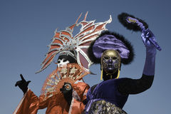 Long Beach Carnevale festival Royalty Free Stock Photography