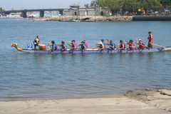 Long Beach Dragon Boat Festival Royalty Free Stock Photos