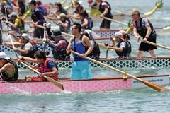 2019 Long Beach Dragon Boat Festival, California, USA