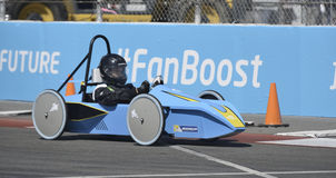 Long Beach Formula-e Electric grand prix Stock Photos