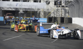 Long Beach Formula-e Electric grand prix Royalty Free Stock Photo