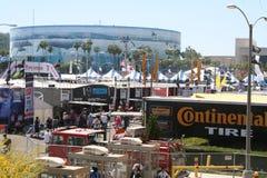 Long Beach -Grand Prix Royalty-vrije Stock Afbeeldingen