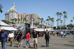 Long Beach Grand Prix Royalty Free Stock Photo