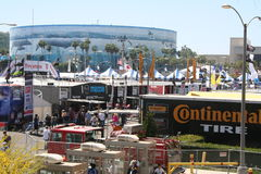 Long Beach Grand Prix Royalty Free Stock Images