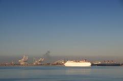 Long Beach Harbor Stock Photos