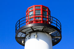 Long Beach Harbor Lighthouse Stock Image