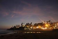 Long Beach, Kalifornia, usa Obraz Royalty Free