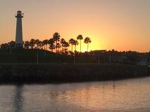 Long Beach Kalifornien fotografering för bildbyråer
