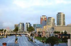 Long Beach Kalifornien Arkivbild