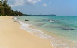 Long beach Royalty Free Stock Photo
