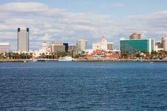Long Beach la Californie Images stock